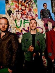 Coldplay libera mais uma faixa do novo disco. Escute aqui