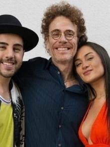 Nando Reis lança versão com Melim da clássica 'Onde você mora'