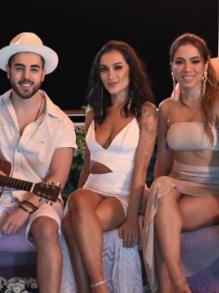 Anitta libera música em parceria com a banda Melim. Escute aqui