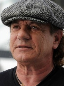 Programa do Brian Johnson, do AC/DC vai passar no Brasil