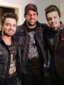 Sextou sertanejo: Luan lança remix e Fernando e Sorocaba liberam faixa