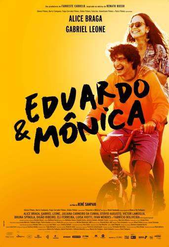 foto: 1 - Sai data de lançamento e cartaz do filme Eduardo e Monica, do Legião