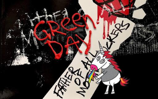 foto: 1 - Green Day lança disco novo, que já chega com clipe de música inédita