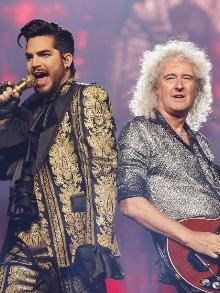 Adam Lambert + Queen cantam clássico do Led Zeppelin. Veja aqui