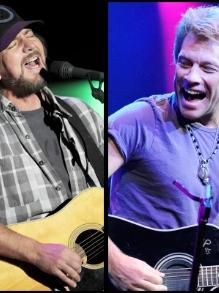 Bon Jovi lança música inédita e Pearl Jam libera clipe de animação
