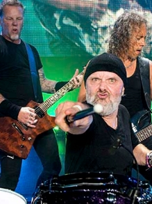 Shows do Metallica aqui no Brasil devem ser adiados para dezembro
