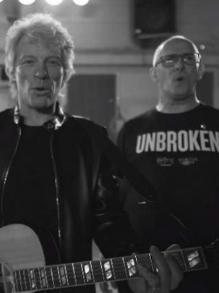 Bon Jovi lança clipe com veteranos de guerra para faixa 'Unbroken'