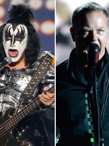Depois do Metallica adiar os shows no Brasil, Kiss adia para novembro