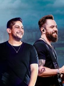 Jorge e Mateus farão show ao vivo da garagem neste sábado (4). Confira