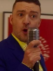 Justin Timberlake lança mais uma música para