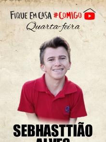 Sebhasttião Alves fará Live nesta Quarta (22)