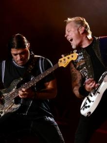 Metallica libera disco com coletânea das músicas tocadas ao vivo no Brasil