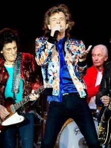 Rolling Stones lançam música inédita e clipe tem cenas de cidades vazias