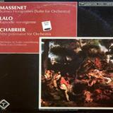 Jules Massenet - Scènes Hongroises (Suite For Orchestra / Rapsodie Norvégienne / Fête Polonaise For Orchestra