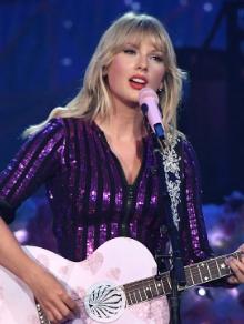 Taylor Swift libera sete versões de canções do novo álbum