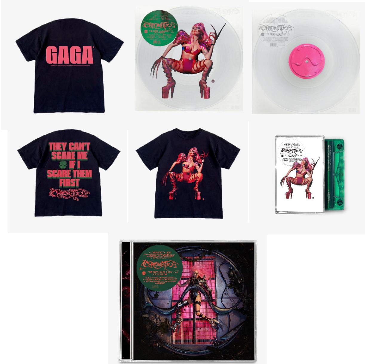 foto: 1 - Lady Gaga lança disco novo e loja virtual com souvenir. Garanta o seu