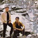 Cleiton e Camargo - Pense Com o Coração