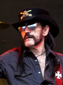 Vida e obra de Lemmy Kilmister, do Motorhead deve ir para as telonas