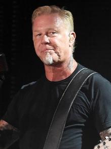 James Hetfield, do Metallica, lança livro de carros antigos