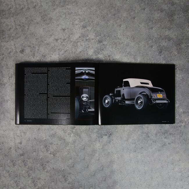 foto: 3 - James Hetfield, do Metallica, lança livro de carros antigos