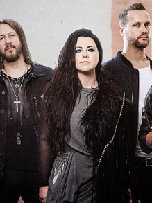 Evanescence lança clipe sombrio da nova música 'The Game is Over'