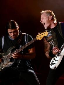 Dia do rock: mais um show 'ao vivo' do Metallica feito em 1994
