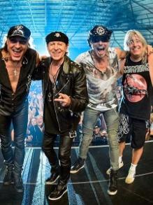 Scorpions prepara lançamento de álbum. Saiba tudo aqui