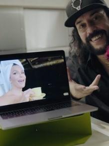 Gabriel O Pensador lança clipe animado com Ivete Sangalo. Assista aqui