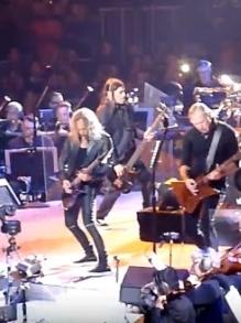 Metallica libera mais uma faixa do reencontro com orquestra sinfônica