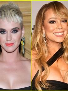 Katy Perry lança mais uma música nova e Mariah libera um clássico