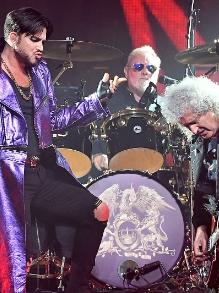 Queen lançará disco ao vivo com Adam Lambert nos vocais. Veja aqui