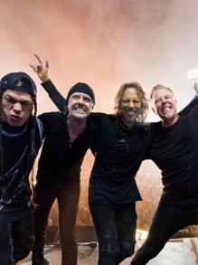 Metallica ganha estátuas colecionáveis. Garanta a sua na pré-venda