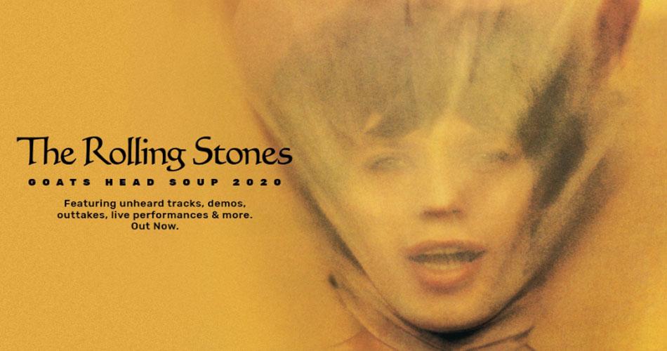 foto: 1 - Sextou com os Rolling Stones. Escute aqui o novo Goats Head Soup