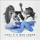 SÉRGIO LOPES O POETA EVANGÉLICO - Aqui é o Meu Lugar Sérgio Lopes e Juliana Gonçalves