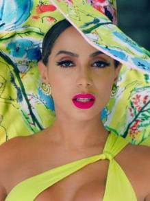 Anitta arrasa na apresentação em programa americano