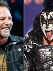Kiss adia shows no Brasil para 2021 e Pearl Jam lança música nova
