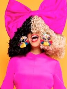Sia lança mais uma música inédita, Hey Boy para o seu longa