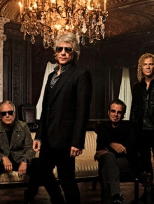Bon Jovi fará live nesta sexta (27) para divulgar disco novo