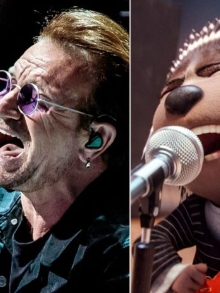 Bono, Pharrel Williams e Halsey estão confirmados na aminação 'Sing 2'