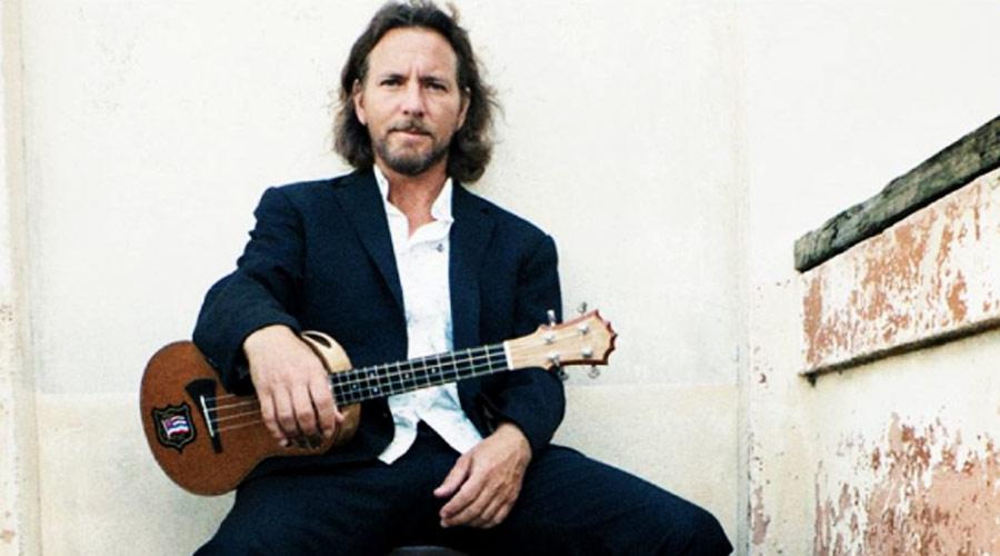 foto: 1 - Eddie Vedder, do Pearl Jam, faz 56 anos hoje (23). Veja curiosidades