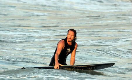 foto: 2 - Eddie Vedder, do Pearl Jam, faz 56 anos hoje (23). Veja curiosidades