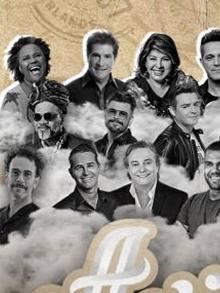 Nando Reis, Fábio Jr, Daniel, Brown e mais cantam sobre esperança
