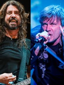 Foo Fighters, Iron Maiden e mais são indicados ao Hall da Fama. Veja a lista