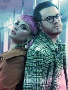 Demi Lovato e Sam Fischer lançam clipe de What Other People Say