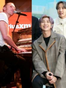Banda de k-pop BTS faz cover lindo do Coldplay e ganha elogio da banda