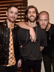 Imagine Dragons lança suas músicas novas. Escute aqui para sextar