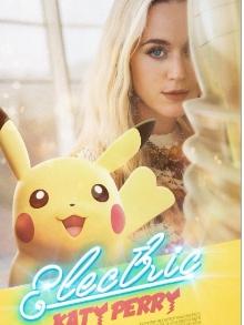 Sextou com clipe alto astral de Katy Perry com o Pokémon. Veja aqui