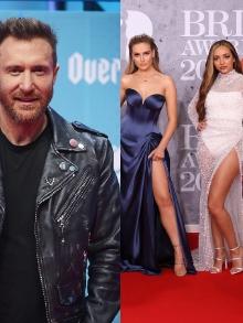 David Guetta e Galantis participam de canção do Little Mix e lançam clipe