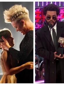 Pink, The Weeknd, Swift.. veja aqui o que rolou no Billboard Music Awards