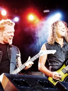 Metallica libera show na íntegra que eles fizeram em 2018. Assista aqui